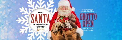 See Santa at Ayr Central
