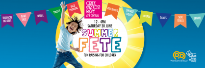 One Great Day Summer Fete