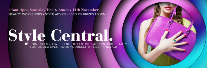 Style Central - Festive Fashion Event