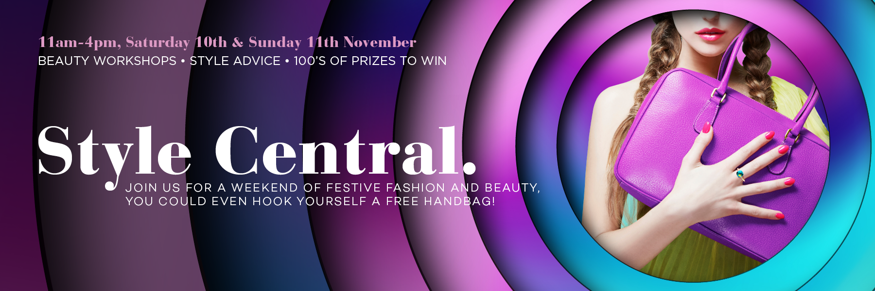Style Central – Festive Fashion Event
