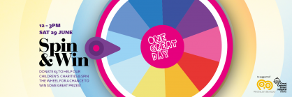 One Great Day Spin & Win