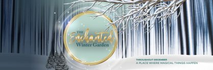 The Enchanted Winter Garden