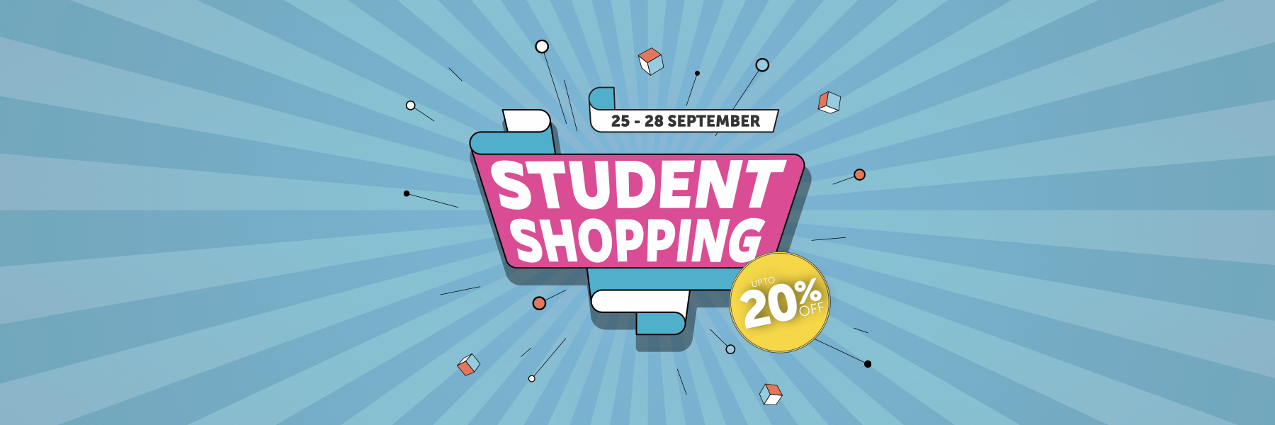 Student Shopping Weekend